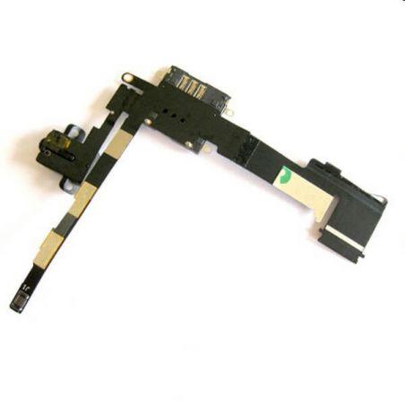 Achat Nappe Jack et Lecteur SIM iPad 2 pour 3G PAD02-026