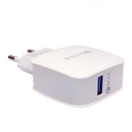 USB-Schnellladegerät  iPhone 6 Plus : Ladegeräte - Batterien externe - Kabel - 1