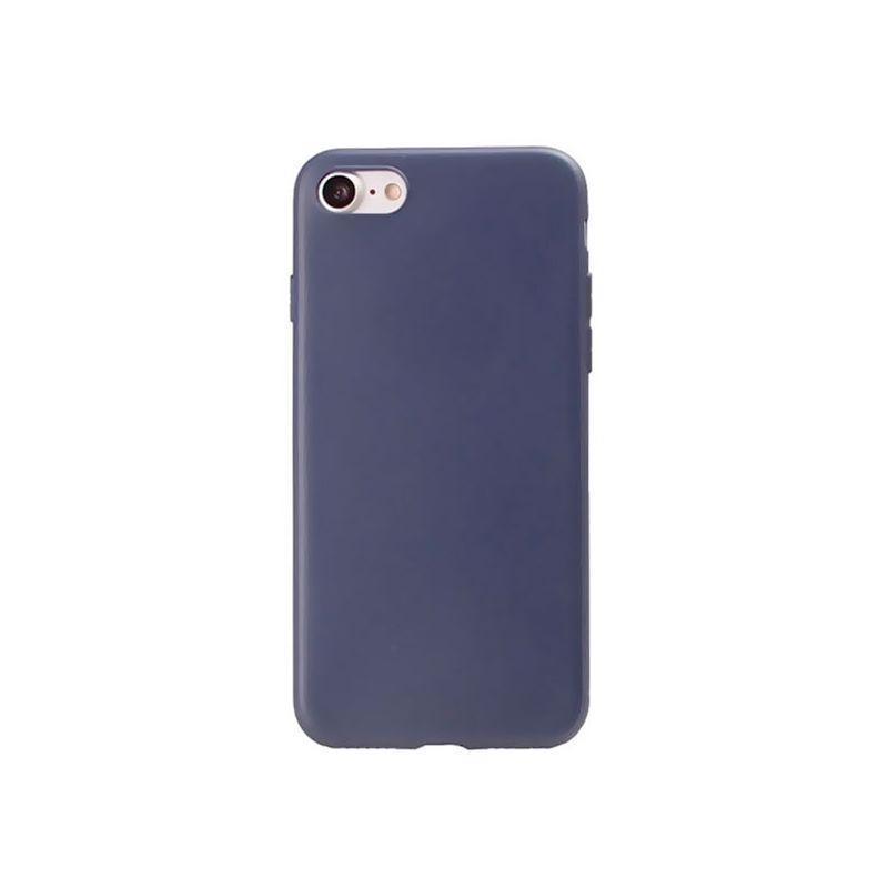 Buy TPU soft case for iPhone 8 Plus / 7 Plus - Dark Blue - Housses et coques iPhone 7 Plus - MacManiack England