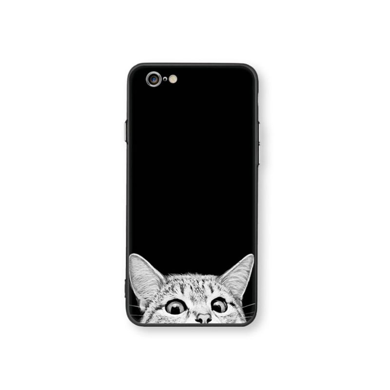 Buy TPU Chat Case iPhone 8 / iPhone 7 - Housses et coques iPhone 7 - MacManiack England