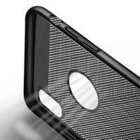Harde microgeperforeerde behuizing  voor iPhone X Xs  Dekkingen et Scheepsrompen iPhone X - 10