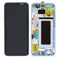 Achat Écran Samsung Galaxy S8 Bleu GH97-20457D
