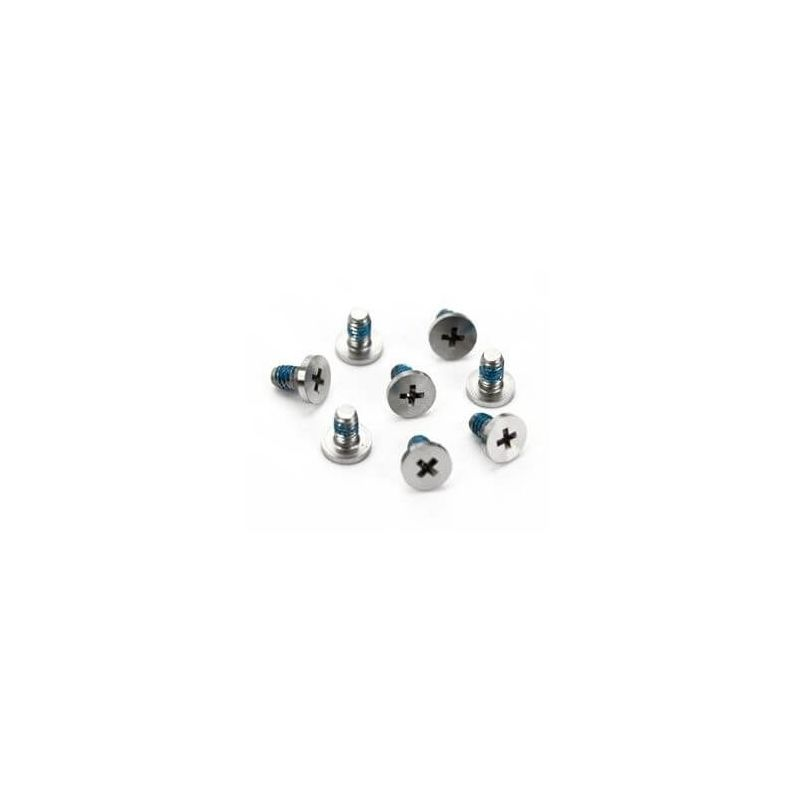 Set of screws for lower case MacBook White A1342