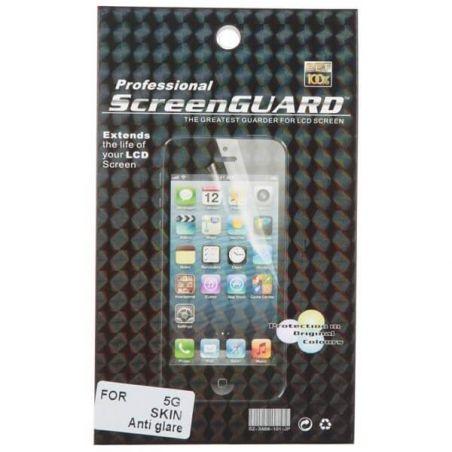 Achat Film Protection d'écran iPhone 5/5S/SE Avant Arrière Anti Reflet IPH5X-002X