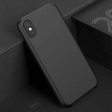 Baseus iPhone X Xs serie Touch Silicone hoesje Baseus Dekkingen et Scheepsrompen iPhone X - 8