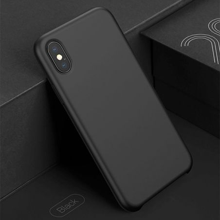 Baseus iPhone X Series Touch Silicone Case Baseus Covers et Cases iPhone X - 8
