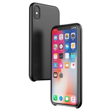 Baseus iPhone X Xs serie Touch Silicone hoesje Baseus Dekkingen et Scheepsrompen iPhone X - 4