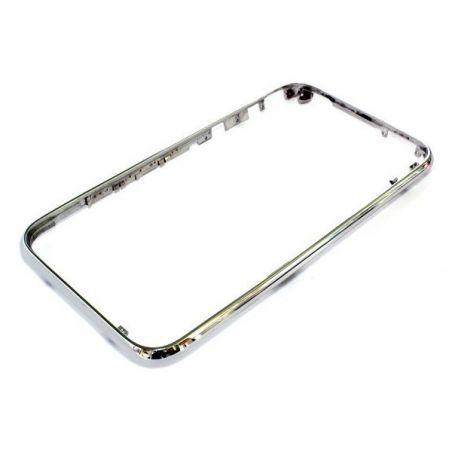 Achat Contour chromé pour iPhone 3G et 3Gs IPH3X-001X