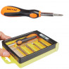 Werkzeukkasten JK-6032-A  32 in 1 für iPhone, iPod, iPad, iMac
