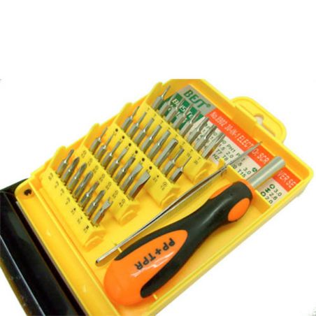 Jackly JK-6032-A 32 in 1 Screwdriver Set Tool Kit