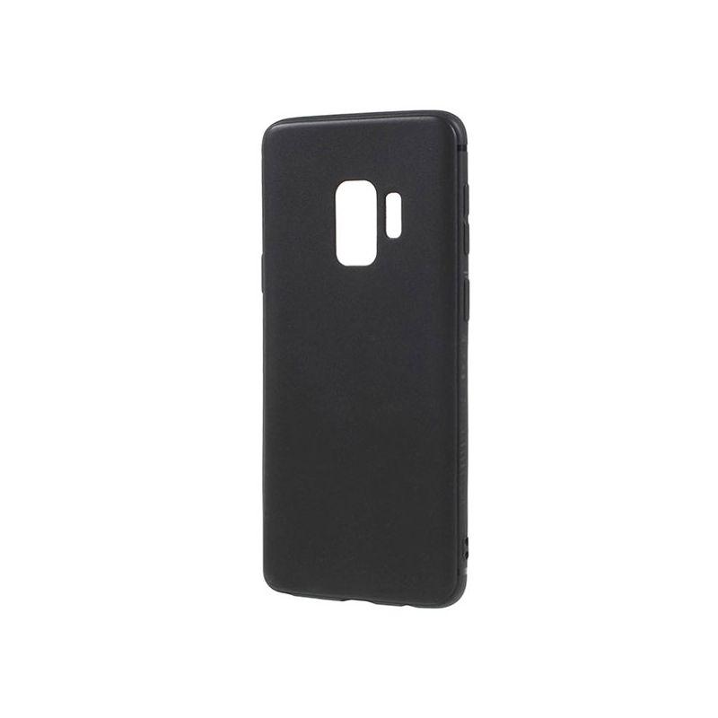 Achat Coque TPU Soft Touch Noir Samsung S9 - Housses et coques ...