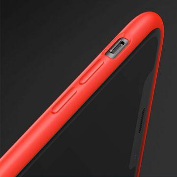 Silicone shell Touch serie Baseus iPhone 8 / 7 Baseus Dekkingen et Scheepsrompen iPhone 7 - 3