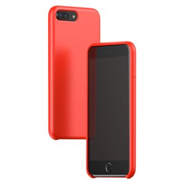 Silicone shell Touch series Baseus iPhone 8 / 7 Baseus Covers et Cases iPhone 7 - 6