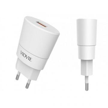 Achat Chargeur USB Quick Charge Qualcomm 2.0 Vidvie PLE208Q