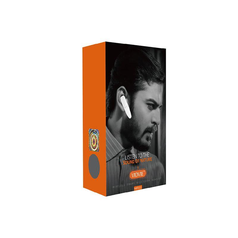 Vidvie Bluetooth-hoofdtelefoon (WBT822) Vidvie Luidsprekers en geluid iPhone X - 1