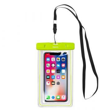 Waterproof fluorescent smartphone case Hoco Accueil - 3