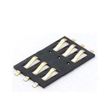 Internal connector pins Sim card iPhone 3G 3GS Sim card