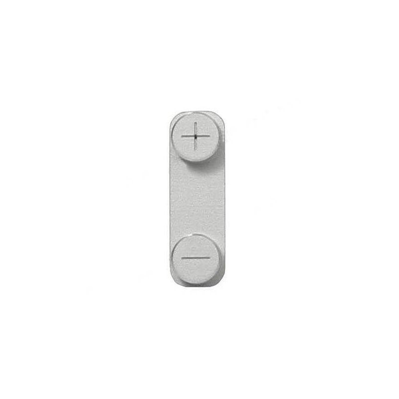 Achat Bouton volume iPhone 5 blanc IPH5G-066