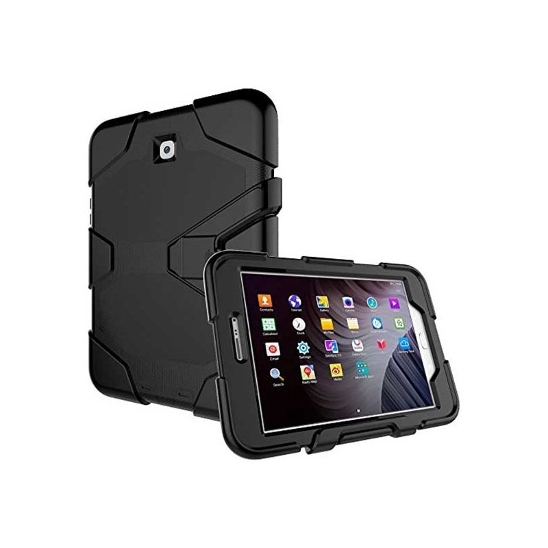 Coque indestructible noire Galaxy Tab A 10.1 (2016)