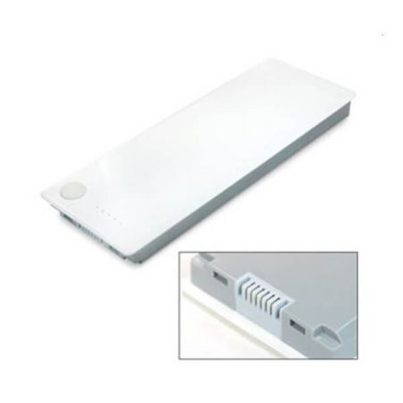"Macbook batterij wit 13"" - A1185"