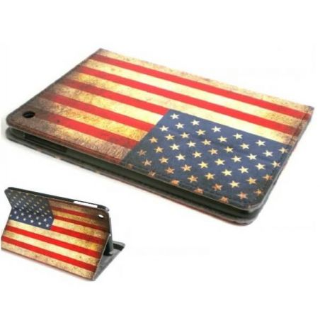iPad Cover Mini Mini Mini UK Flagge Vintage Englisch Englisch Flagge