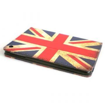 Vintage UK Flag iPad Mini stand case