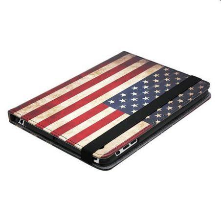 Vintage American Flag iPad 2 & 3 Vintage case stand
