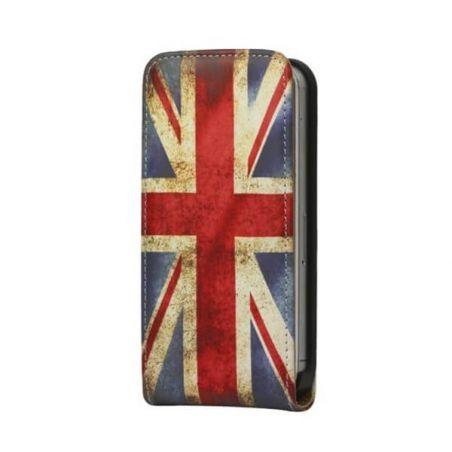 Achat Etui Housse à clapet UK vintage iPhone 5/5S/SE COQ5X-067X