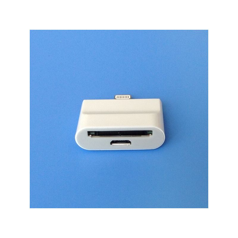 Blitzschlag 30-poliger auf 8-poligen iPhone 5 Adapter - iPad Mini- Touch 5