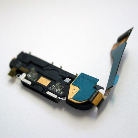 Achat Dock connecteur de charge complet pour iPhone 4 noir IPH4G-059