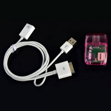 Achat Kit 2 en 1 cables de connexion pour iPad ACC00-070X