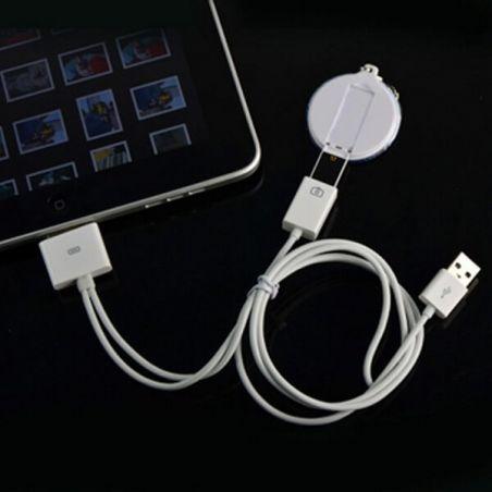5 in 1 SD micro SD Karte USB Leser Kamera Anschlusskit + AV Ausgang iPad 1 & 2