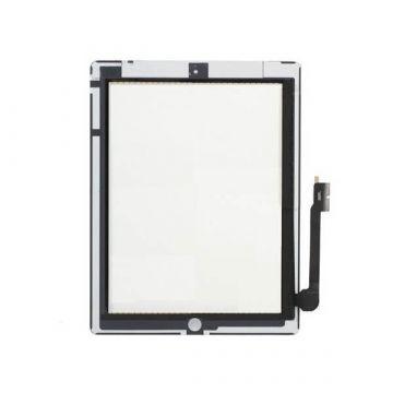 Touch screen glas / digitalizer Vergadering voor iPad 3 met touch screen glas / digitizer