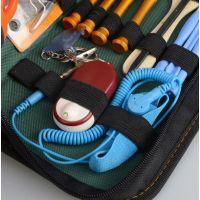 Werkzeugkasten und Schraubendreher Titan Pentalobe