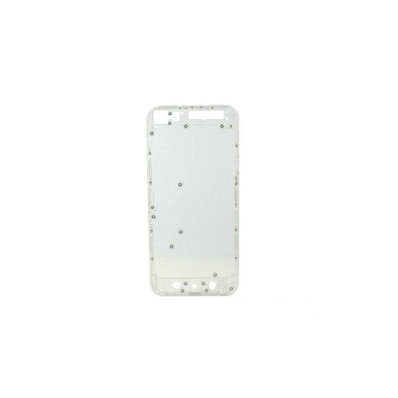 Achat Chassis et contour plastique Transparent iPhone 5 Blanc IPH5G-040X