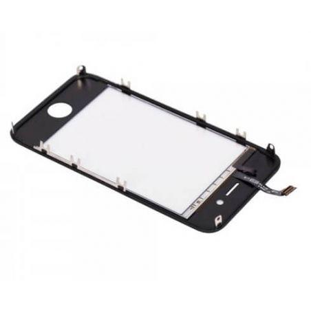 Touchscreen und komplettes iPhone 4S Gehäuse Schwarz