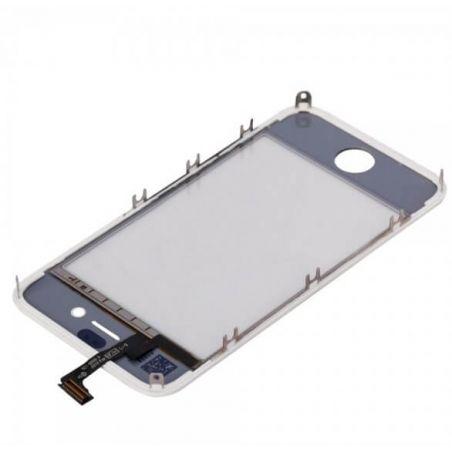Achat Vitre tactile et châssis pour iPhone 4 blanc IPH4G-014X