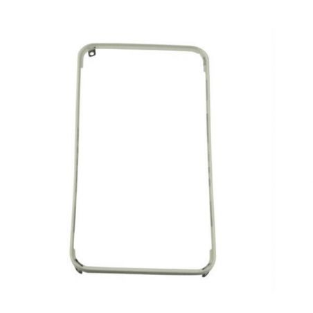 Witte frame iPhone 4