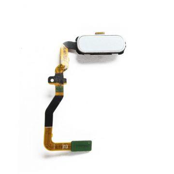 Achat Nappe bouton Home + bouton BLANC pour Galaxy S7 PCMC-SGS7-20