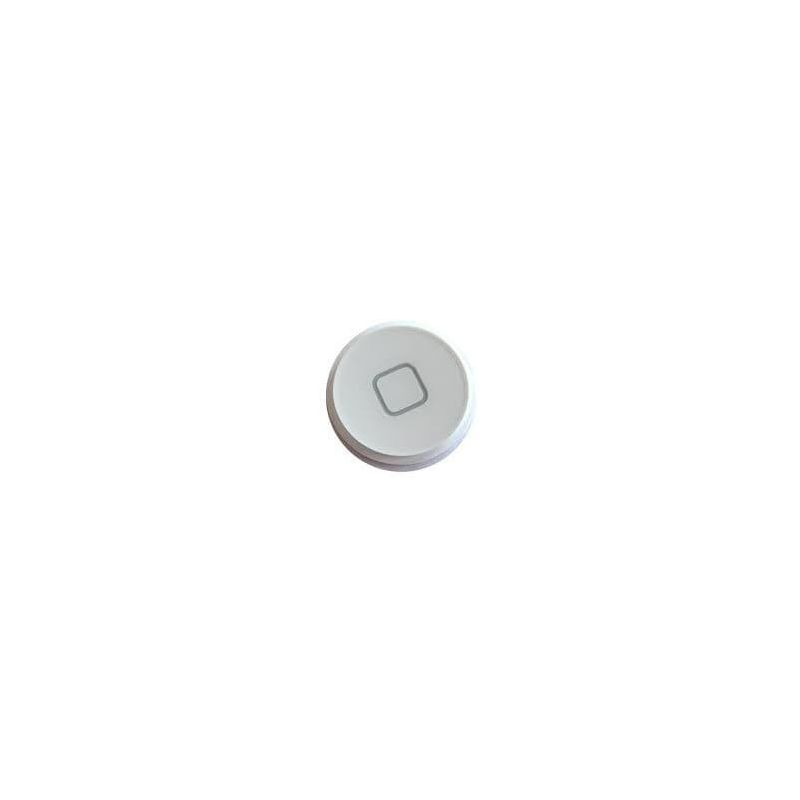 White Home Button iPad 2