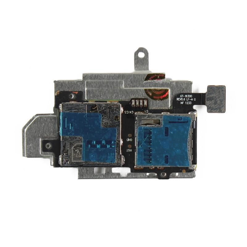 Achat Lecteur carte SIM pour Galaxy S6 PCMC-SGS6-24