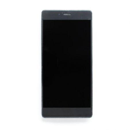 Volledig scherm Zwart voor Huawei P9 Plus  Huawei P9 Plus - 1