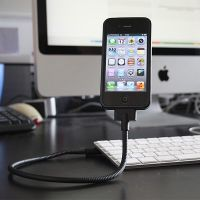 Flexible USB Charging Cable for iPod iPhone iPad and Mac