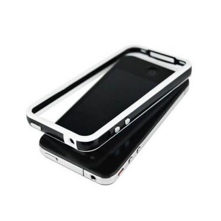 Bumper TPU for iPhone 4 & 4S White & Black