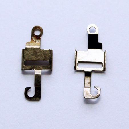 Mute button holder + gasket iPhone 4
