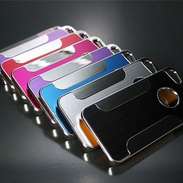 Starre Schale mit Totenkopfdesign iPhone 4 4 4S