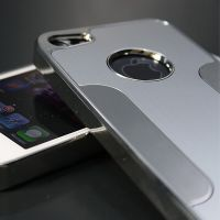 Brushed Aluminium Series Cover Fits iPhone 5