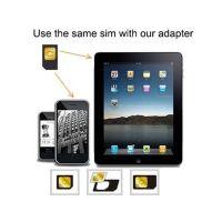 Micro Sim naar Sim Adapter