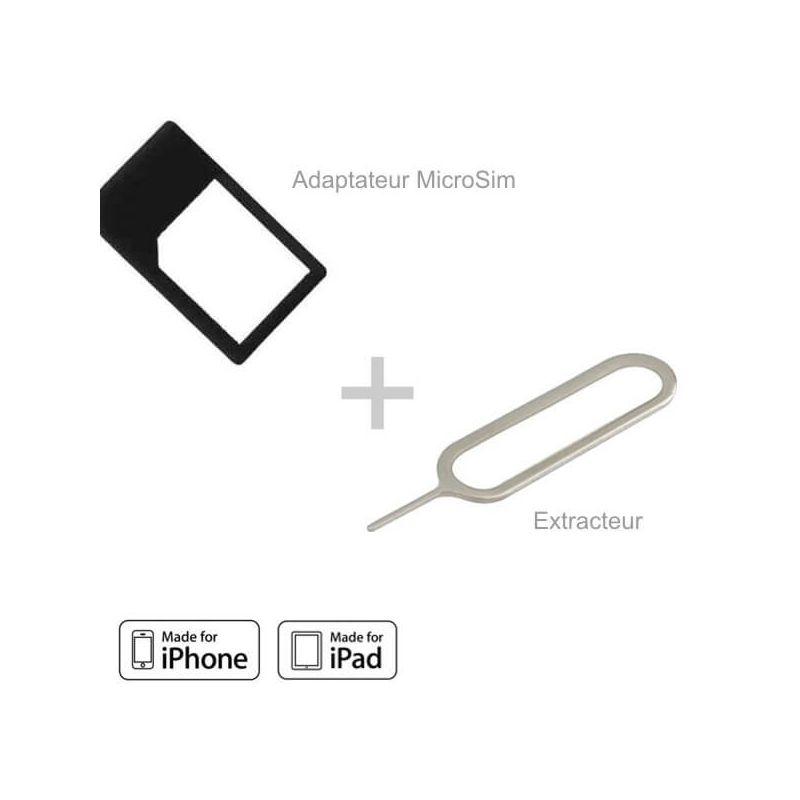Micro Sim to Sim Adapter