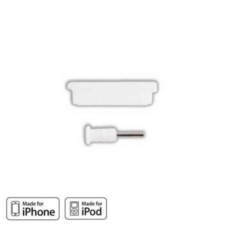 Kit cache poussière IPhone 4 4S